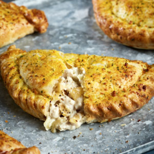 Creamy Chicken Pasty