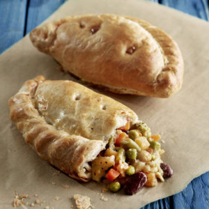 Vegan Thai Vegetable Pasty