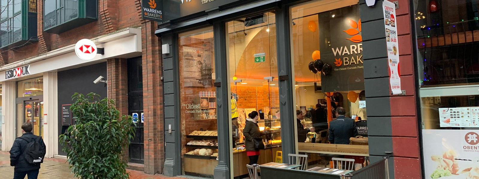 First bakery across the water opens in Belfast