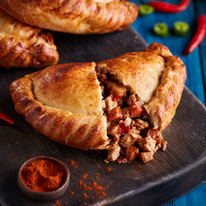 Firecracker Chicken Pasty