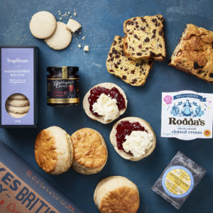Cornish Food Hamper Gifts
