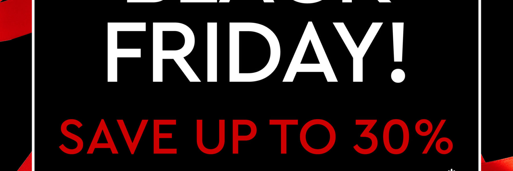 BLACK FRIDAY – SAVE UP TO 30% ON PASTIES & HAMPERS THIS WEEKEND